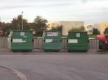 Återvinningsbehållare