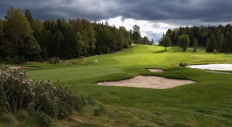 Huvudstadens Golfklubb - Riksten
