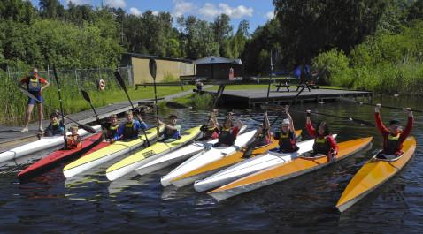 Tullinge kanotförening - kanotskolan