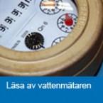 Avläsning av vattenmätare